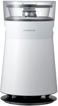 LG Signature Series AM501YWM1 - Front View with Water Bucket