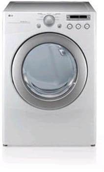 LG DLG2051W - 7.1 cu. ft. Capacity Gas Dryer