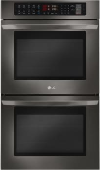 LG LWD3063BD - Double Wall Oven