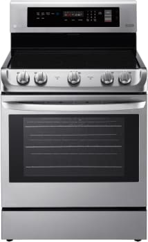 LG LRE4211ST - Freestanding Electric Range from LG
