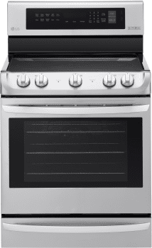 LG LRE4215ST - 30 Inch Electric Range from LG