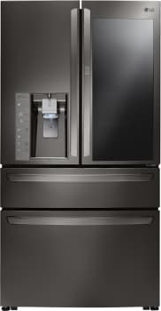 LG LMXC23796D - LG French Door Refrigerator with InstaView Door-in-Door and Custom Chill Drawer