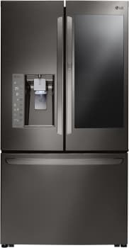 LG LFXS30796D - LG Signature Series InstaView Door-in-Door Refrigerator from LG