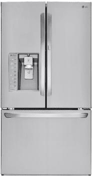 LG LFXS30786S - Front View