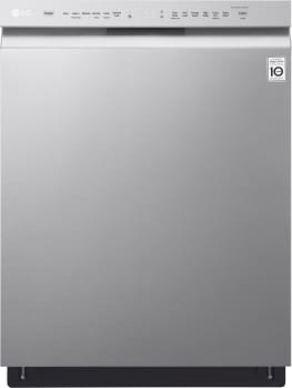 LG LDF5545 - LG Front Control Dishwasher in Stainless Steel