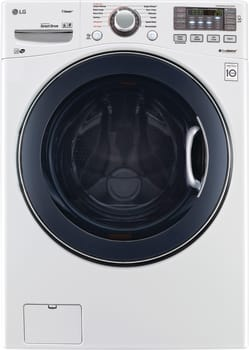LG WM3770HWA - Front Load Washer in White from LG