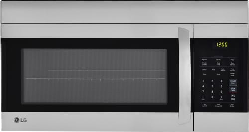 LG LMV1762ST - Over-the-Range Microwave in Stainless Steel