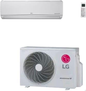 LG LS090HEV1 - Mini Split System