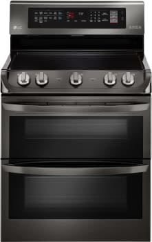 LG LDE4415BD - Freestanding Electric Double Oven from Samsung