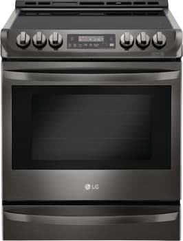 "LG LSE4613BD - 30"" Slide-in Electric Range with 6.3 cu. ft. Capacity"