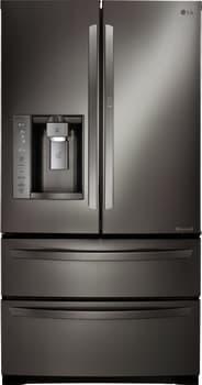 LG LMXS27676D - French-Door Refrigerator with Door-in-Door from LG