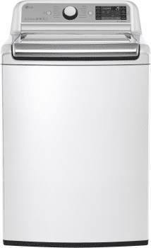 LG WT7500CW - Super Capacity Top Load Washer from LG