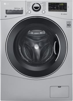 LG WM3488HS - 2.3 cu. ft. Compact All-In-One Washer/Dryer