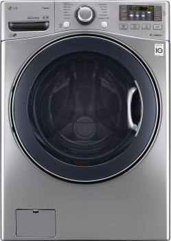 LG TurboWash Series WM3570HVA - Front Load Washer in Graphite Steel