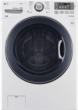 LG TurboWash Series WM3570HWA - Front Load Washer in White