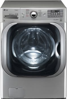 LG WM8100HVA - MEGA Capacity Front Load Washer