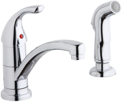 Elkay LK1501CR - Faucet and Side Spray