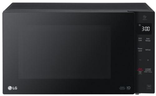 LG LMC1375S - Black Front View