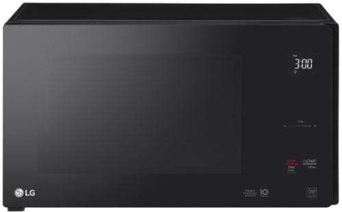 LG LMC1575SB - Black Front View