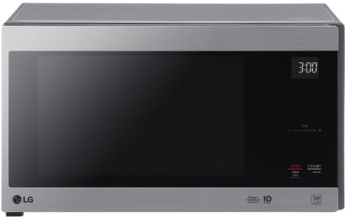 LG LMC1575ST - Stainless Steel Front View