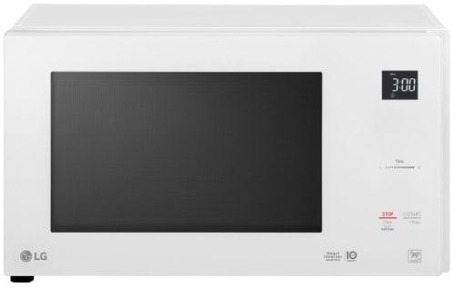 LG LMC1575SW - White Front View