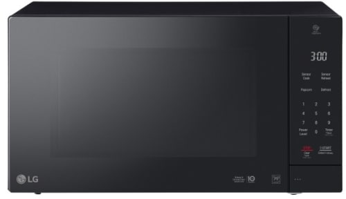 LG LMC2075SB - Black Front View