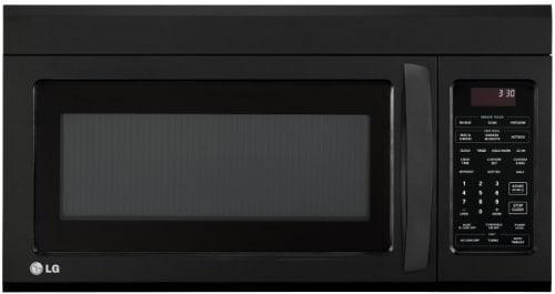 LG LMV1831SB - Black Front