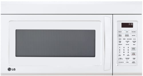 LG LMV1831SW - White Front