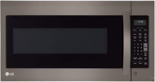 LG LMV2031S - Black Stainless Front