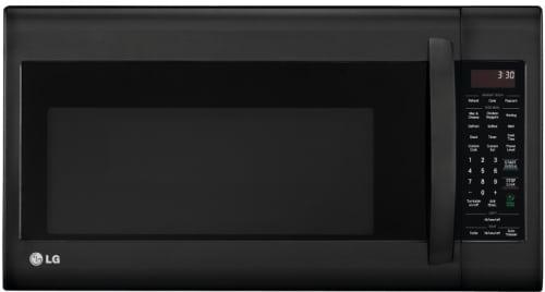 LG LMV2031SB - Black Front