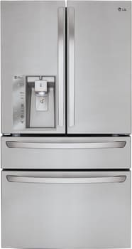 LG LMXC23746S - Counter Depth French Door Refrigerator from LG