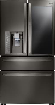 LG LMXC23796 - LG French Door Refrigerator with InstaView Door-in-Door and Custom Chill Drawer