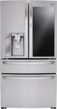 LG LMXS30796S - LG InstaView Door-in-Door Refrigerator