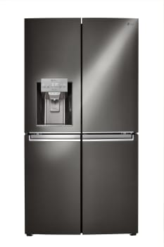 LG LNXC23766D - LG 4-Door Refrigerator with Door-in-Door