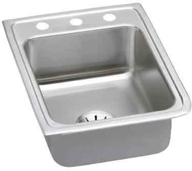 Elkay Gourmet Perfect Drain Collection LR1722PD2 - Feature View