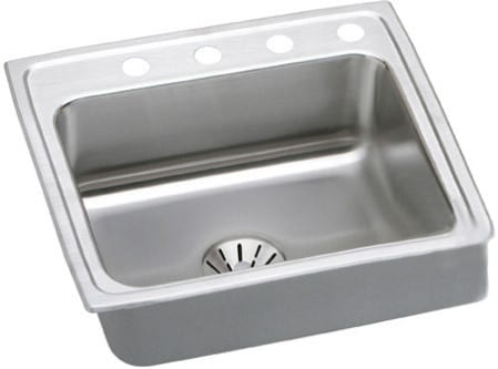 Elkay Gourmet Perfect Drain Collection LR2521PD4 - Feature View