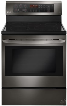 LG LRE3193BD - Black Stainless Steel