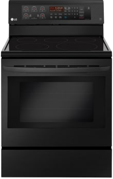 LG LRE3193 - Matte Black Stainless Steel