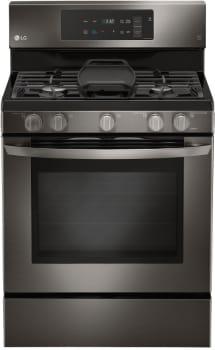 LG LRG3193BD - Black Stainless Steel