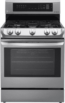 LG LRG4113ST - 6.3 cu. ft. Gas Range with ProBake Convection and EasyClean