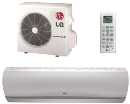 LG LS303HLV - LG Single Zone Wall Mounted Extended Piping Mini-Split