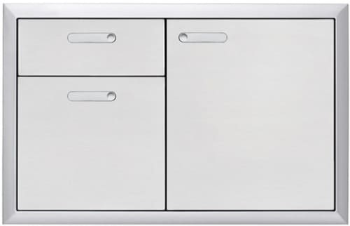 "Lynx LSA304 - 30"" Storage Door & Double Drawer Combination"