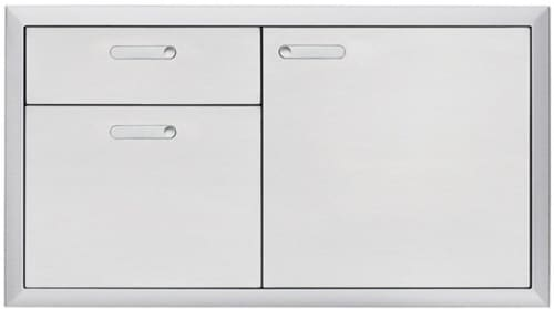 Lynx Professional Grill Series LSA424 - 42 Inch Storage Door and Double Drawer Combo