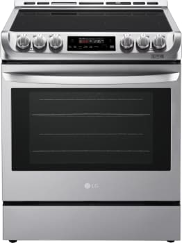 LG LSE4611ST - Slide-In Electric Range from LG