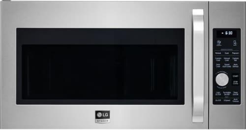 LG Studio LSMC3086ST - Front View