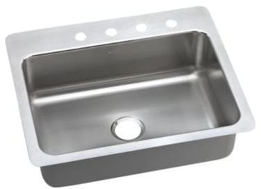 Elkay Gourmet Perfect Drain Collection Lustertone Collection LSR2722PD4 - Featured View