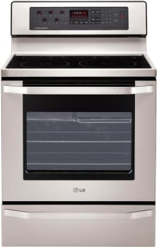 LG Studio LSRE307ST - Stainless Steel