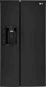 LG LSXS26326B - 36 Inch Side-by-Side Refrigerator from LG