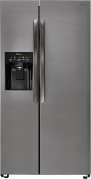 LG LSXS26336 - LG Side-by-Side Refrigerator