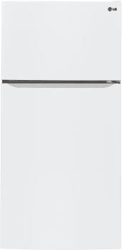 LG LTCS20220W - 30 Inch Top-Freezer LG Refrigerator